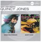 QUINCY JONES Songs For Pussycats / Quincy In Rio album cover