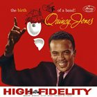 QUINCY JONES The Birth of a Band (aka Fab!) album cover