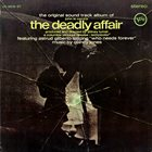 QUINCY JONES The Deadly Affair OST album cover