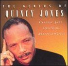 QUINCY JONES The Genius of Quincy Jones album cover