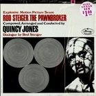 QUINCY JONES The Pawnbroker (Explosive Motion Picture Score) album cover