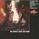 QUINCY JONES The Quincy Jones Big Band : Lausanne 1960 album cover