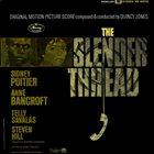 QUINCY JONES The Slender Thread (Original Motion Picture Score) album cover