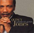QUINCY JONES Ultimate Collection album cover