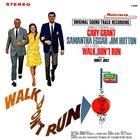 QUINCY JONES Walk, Don't Run - Original Sound Track Recording album cover