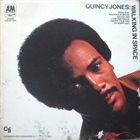 QUINCY JONES Walking in Space album cover