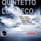 QUINTETTO LO GRECO Euforia album cover