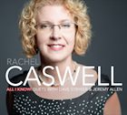 RACHEL CASWELL All I Know: Duets with Dave Stryker & Jeremy Allen album cover