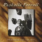 RACHELLE FERRELL Individuality (Can I Be Me?) album cover