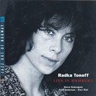RADKA TONEFF Live in Hamburg album cover