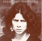 RADKA TONEFF Winter Poem album cover