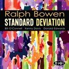 RALPH BOWEN Standard Deviation album cover