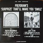RALPH MACDONALD Ralph MacDonald / Jeff Tyzik : Polygram's