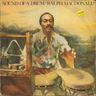 RALPH MACDONALD Sound of a Drum album cover