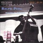 RALPH PEÑA Master of the Bass album cover