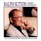RALPH SUTTON Easy Street album cover