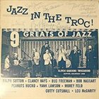 RALPH SUTTON Jazz In The Troc! album cover