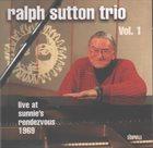 RALPH SUTTON Live at Sunnie's Rendezvous vol 1 album cover