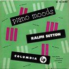 RALPH SUTTON Piano Moods album cover