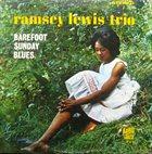 RAMSEY LEWIS Barefoot Sunday Blues album cover
