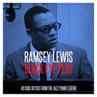 RAMSEY LEWIS Black Eye Peas album cover