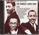 RAMSEY LEWIS Live album cover