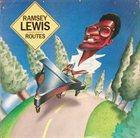 RAMSEY LEWIS Routes album cover