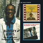 RAMSEY LEWIS The Movie Album / Dancing In The Street album cover