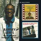 RAMSEY LEWIS The Movie Album / Dancing In The Street album cover
