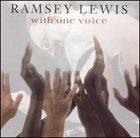 RAMSEY LEWIS With One Voice album cover
