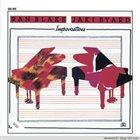 RAN BLAKE Improvisations (with Jaki Byard) album cover