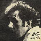 RAN BLAKE Open City album cover