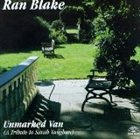 RAN BLAKE Unmarked Van: A Tribute to Sarah Vaughn album cover