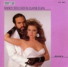 RANDY BRECKER Amanda (with Eliane Elias) album cover