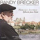 RANDY BRECKER Nostalgic Journey: Tykocin Jazz Suite album cover