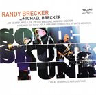 RANDY BRECKER Randy Brecker w/ Michael Brecker ‎: Some Skunk Funk - Live At Leverkusener Jazztage album cover