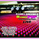 RANDY BRECKER RandyPOP! album cover