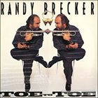 RANDY BRECKER Toe To Toe album cover