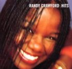 RANDY CRAWFORD Hits album cover