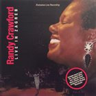 RANDY CRAWFORD Live In Zagreb album cover