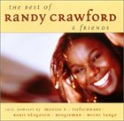 RANDY CRAWFORD The Best of Randy Crawford & Friends album cover