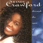 RANDY CRAWFORD Through the Eyes of Love album cover