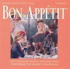 RANDY WALDMAN Entertaining With Style, Vol. 1: Bon Appetit album cover