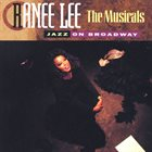 RANEE LEE The Musicals - Jazz On Broadway album cover