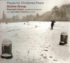 RAPHAËL IMBERT Pieces for Christmas Peace album cover