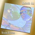 RASHIED ALI At the Vision Festival album cover