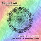 RASHIED ALI The Music of John Coltrane album cover