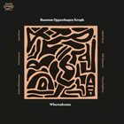 RASMUS OPPENHAGEN KROGH Whereabouts album cover