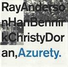 RAY ANDERSON Azurety album cover