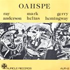 RAY ANDERSON Ray Anderson, Mark Helias, Gerry Hemingway : Oahspe album cover